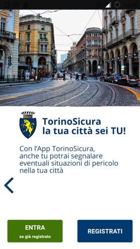 safe city torino