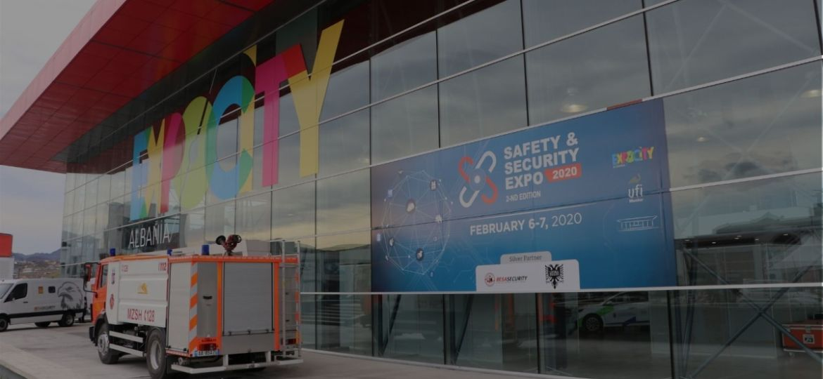 Location del Safety & Security Expo, Tirana