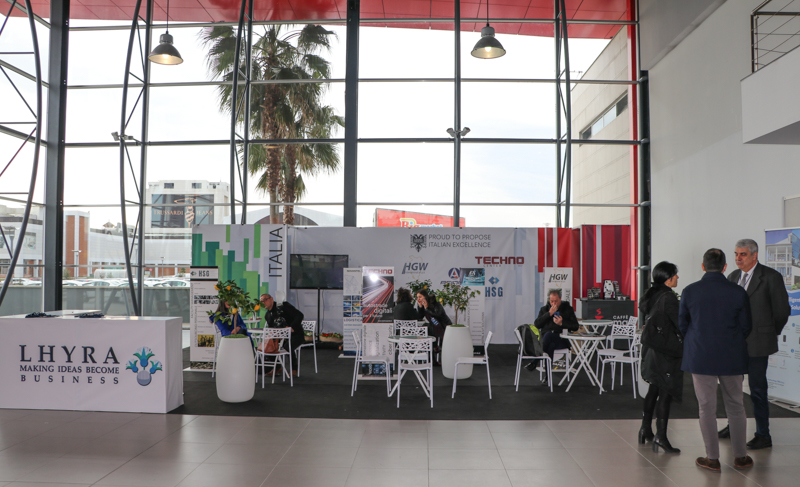 Stand Techno Center al Safety & Security Expo 2020