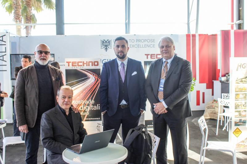 Team Techno Center al Safety & Security Expo 2020